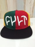 CULT CROSS COLORS CAP