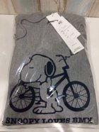 "他の写真1: 430 ""SNOOPY LOVES BMX"" PULLOVER PARKA"