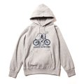 "430 ""SNOOPY LOVES BMX"" PULLOVER PARKA"