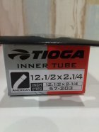 他の写真1: タイオガ インナーチューブ 米式バルブ 12. 1/2 x 2.1/4