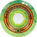 SATORI SOFT WHEEL -RASTA CRUISER- 62mm