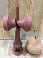他の写真2: JAC KENDAMA W-LINE BASICS PURPLE HEART