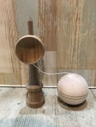 他の写真3: JAC KENDAMA W-LINE BASICS WALNUT