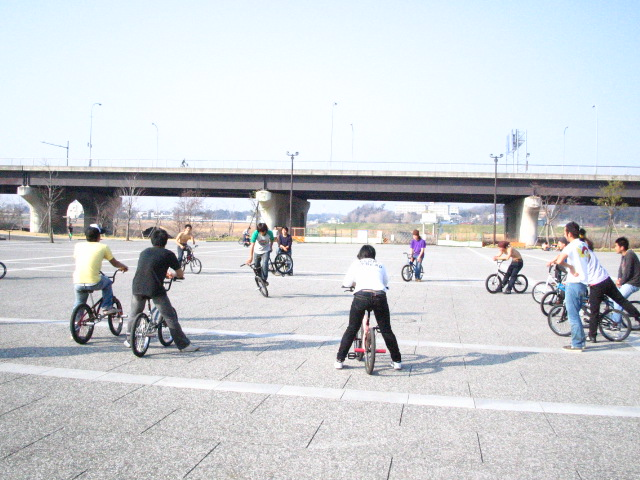 【slopeshot!BMX FLATLAND ビギナースクール♪】